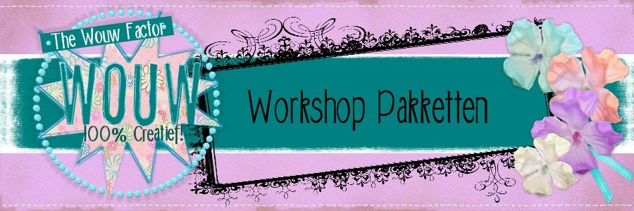 The Wouw Factor Workshop pakket