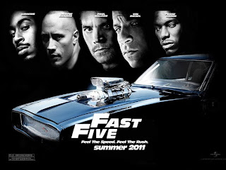 Fast Five new Hollywood Movie