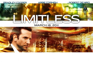 Limitless Hollywood movie poster