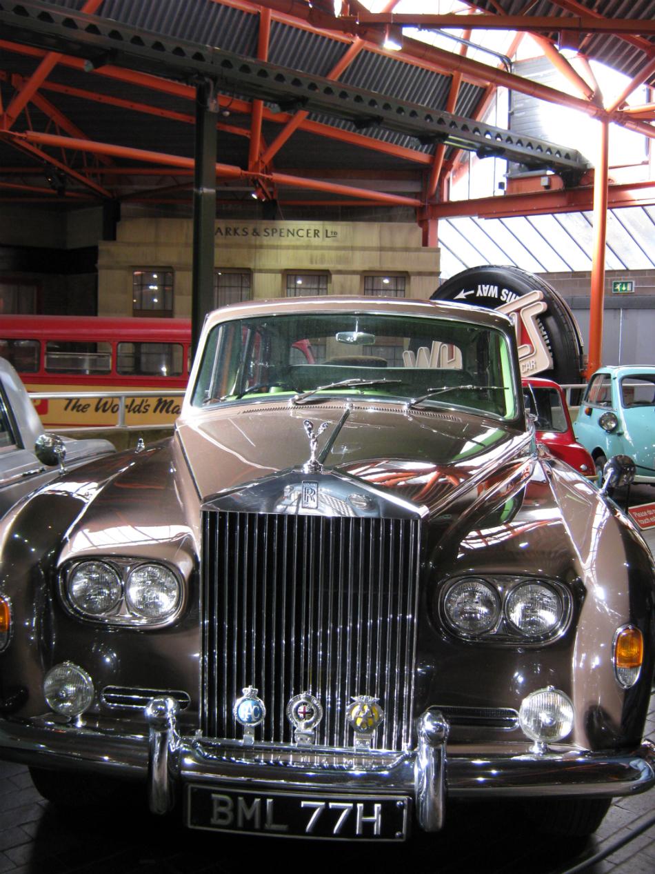 Cestosteam National Motor Museum Beaulieu