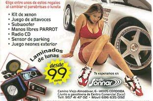 Publicidad sin g nero domingo 13 de diciembre de 2009 for Anuncios de productos de limpieza