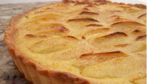 Make It From Scratch: Granny Smith Apple and Brown Butter Custard Tart