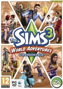Download The Sims 3 World Adventures PC