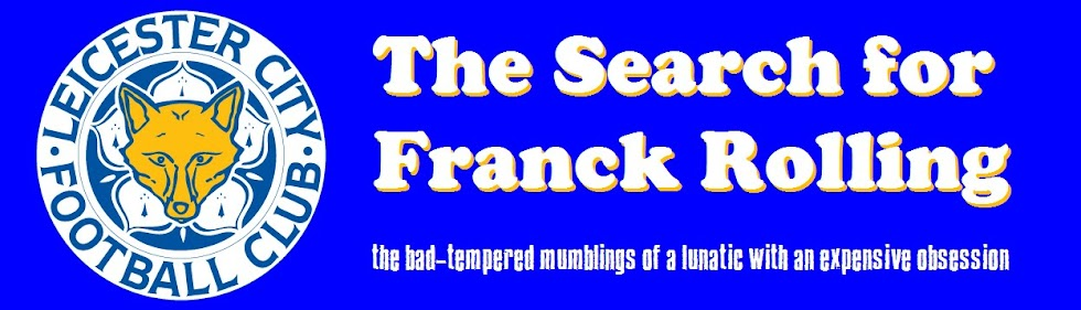 The Search for Franck Rolling