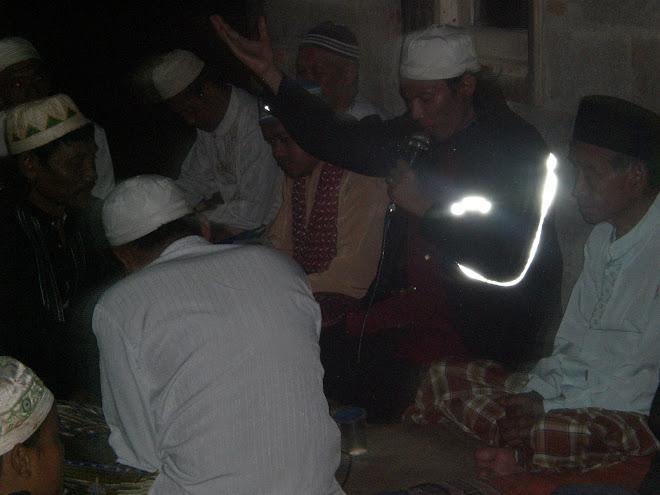 Musyarif Halaqah 15 Rawa Gedhe