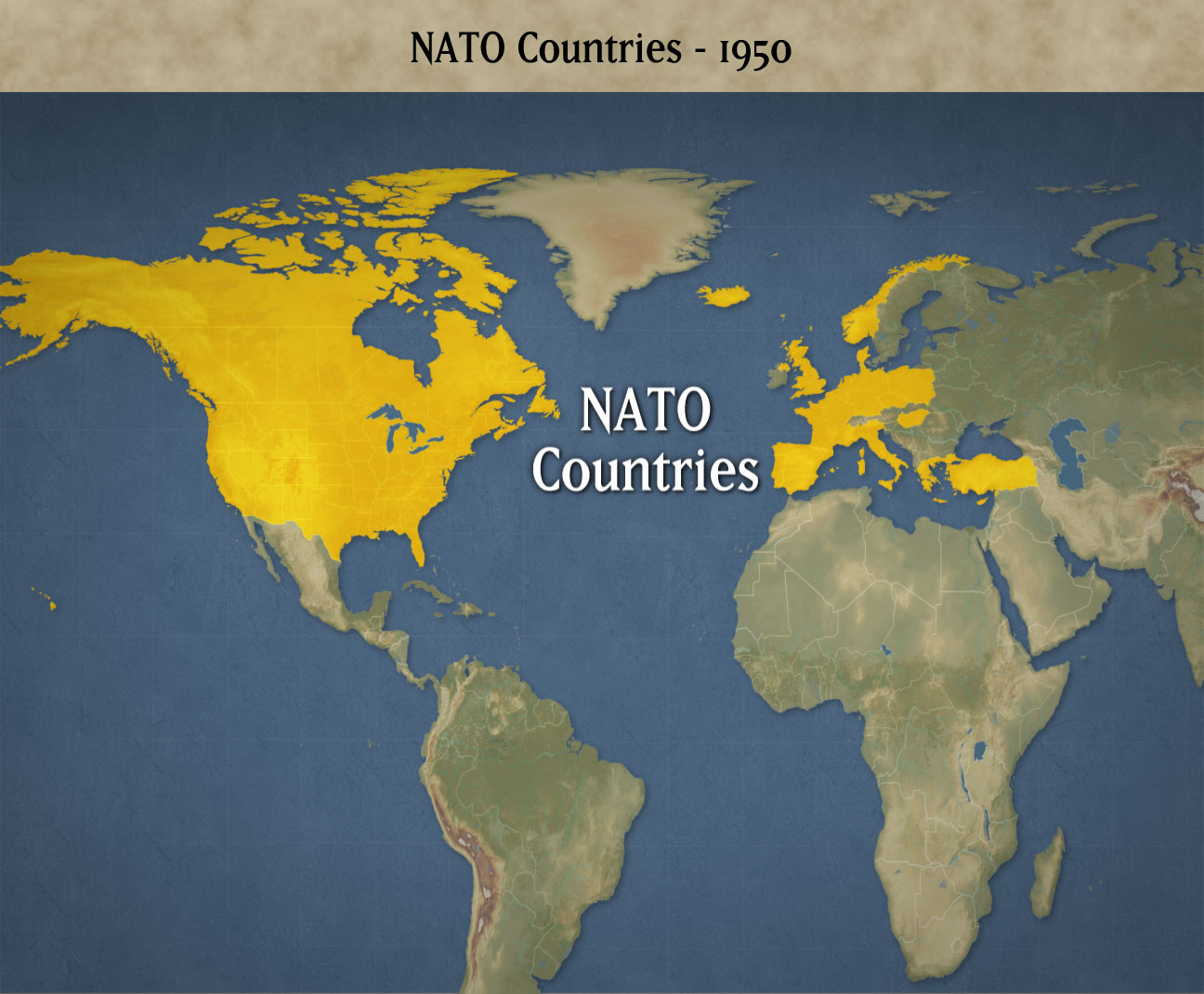 Stephanie global blog nato and the warsaw pact the nato stand for nation atlantic treaty organization nato was a intergovernmental military allianceat consisted of several countries in north america gumiabroncs Image collections