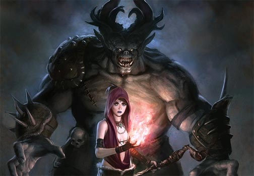 The Girl Gamer: Reviews: Dragon Age Origins - DLCs & Expansion Pack
