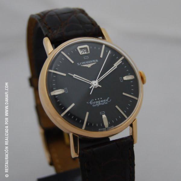 Identificar modelos vintage Longines