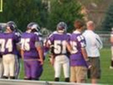 Nikos Fajdich #51~ Manteno Freshman Football