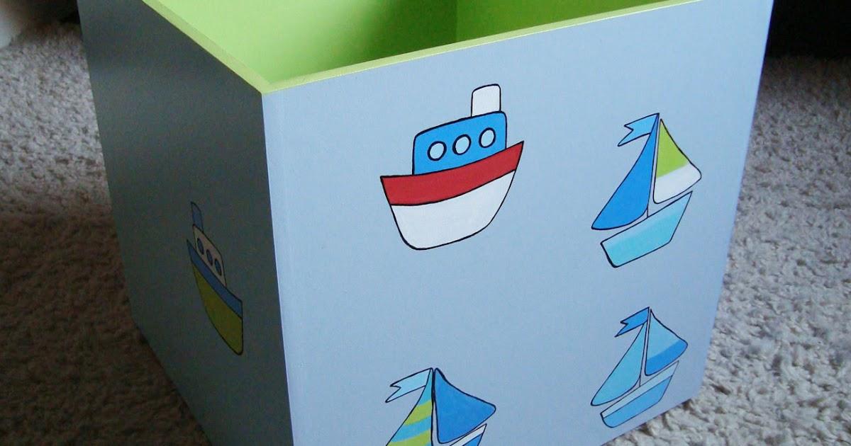 Cajones guarda juguetes cajon guarda juguetes veleros - Cajon para juguetes ...
