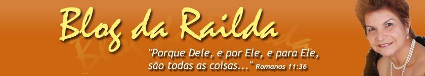 Blog da Railda