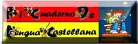 Mi cuaderno de lengua castellana