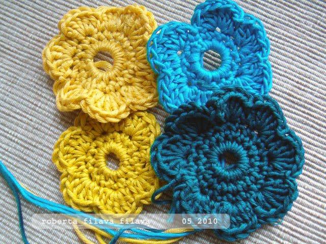 Assez roberta_filava_filava: [Crochet], [tutorial]..fiori per tutti!! NZ98