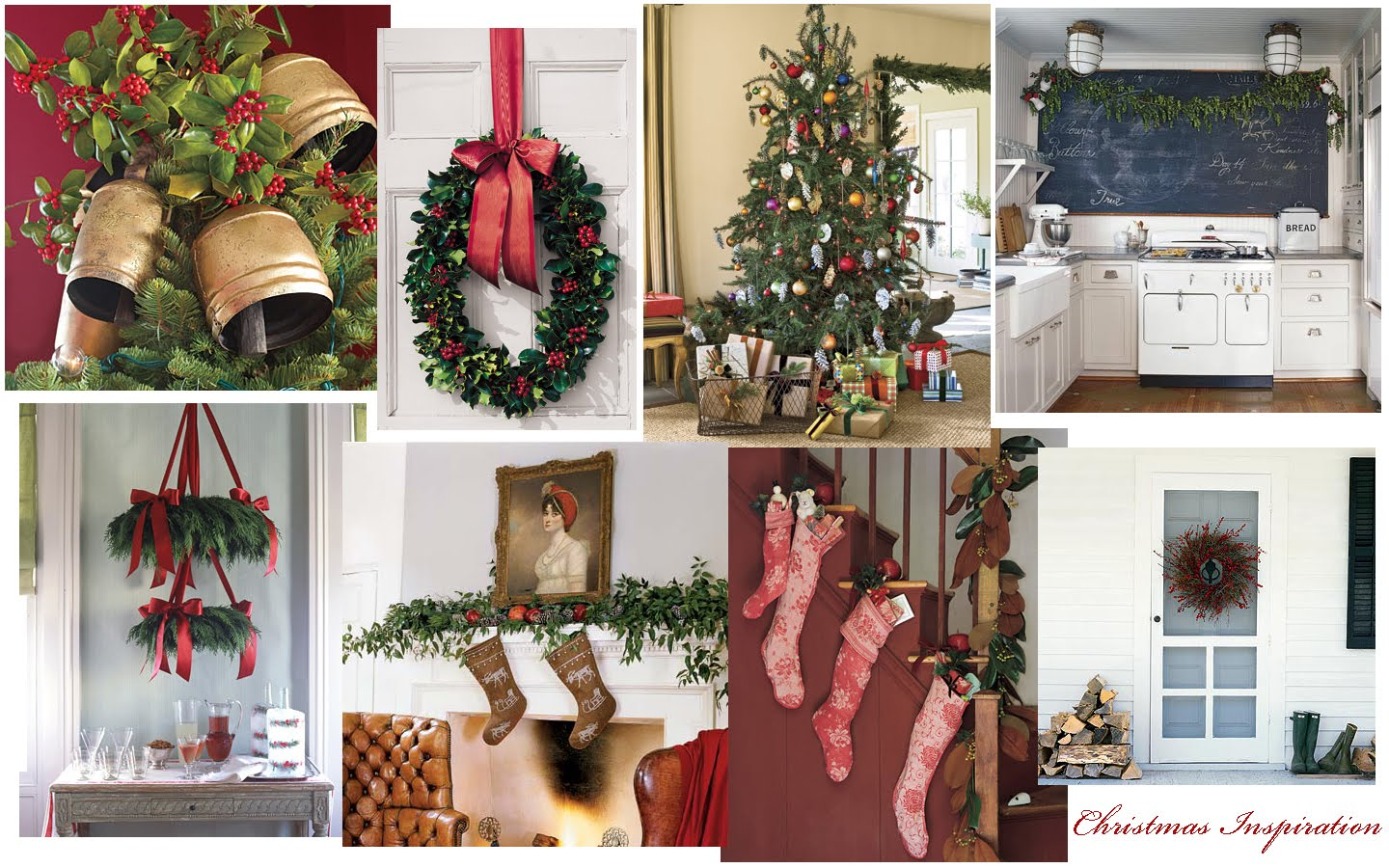 The Newlywed Diaries: Day 885's Christmas decorating inspiration