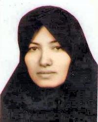 No al lapidamiento de Sakineh Mohammadi Ashtiani