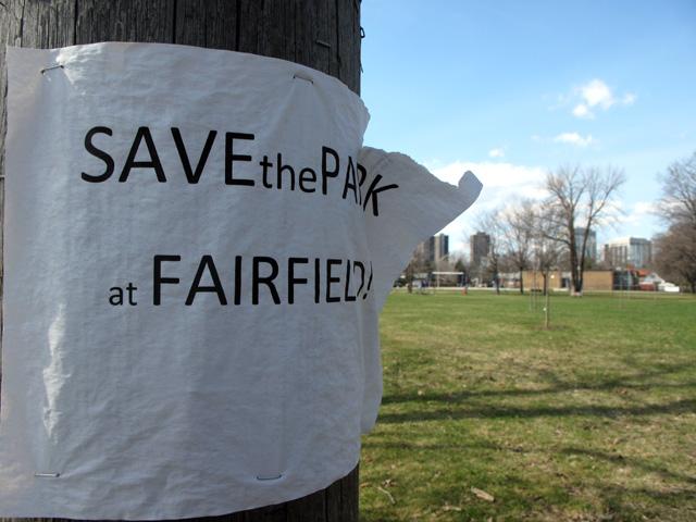Faifield Park Toronto Etobicoke