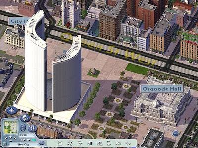 Toronto SimCity