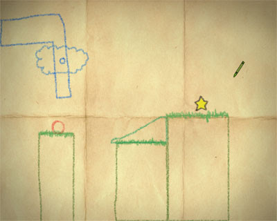 Crayon Physics Deluxe Golf
