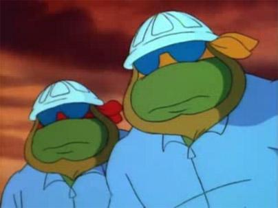 Teenage Mutant Ninja Turtles Shredderville