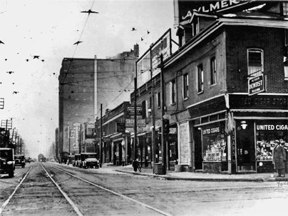 Yonge and Dundas Square 1926