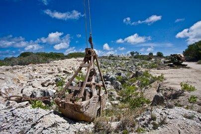Nauru Mining Phosphate