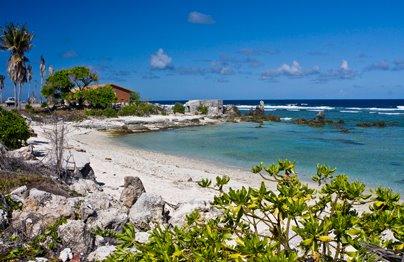 Nauru Coastline