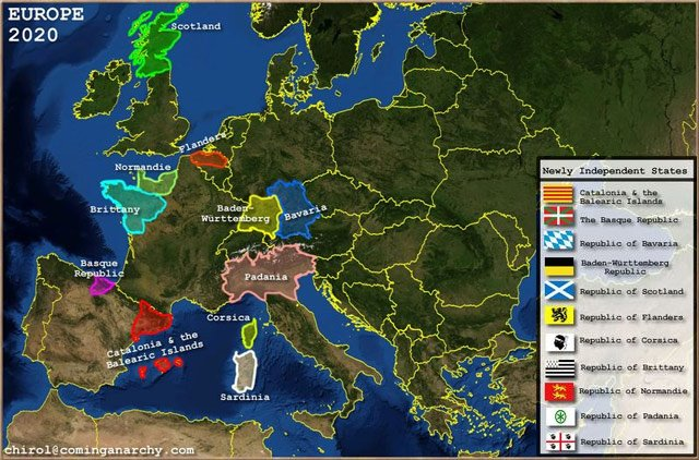 Map Of Scotland In Europe. We love fantasy maps of all