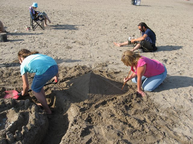 Sandcastles Toronto