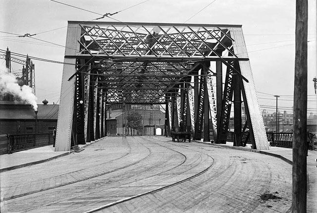 History Bathurst Street Bridge