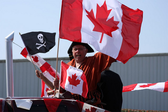 Canada Pirates