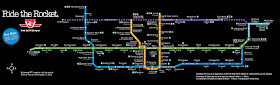 TTC Extension Map