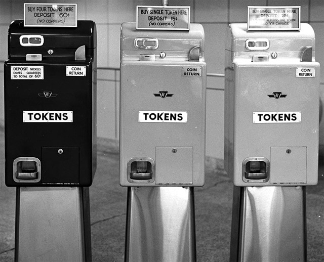 TTC Token Prices 1961