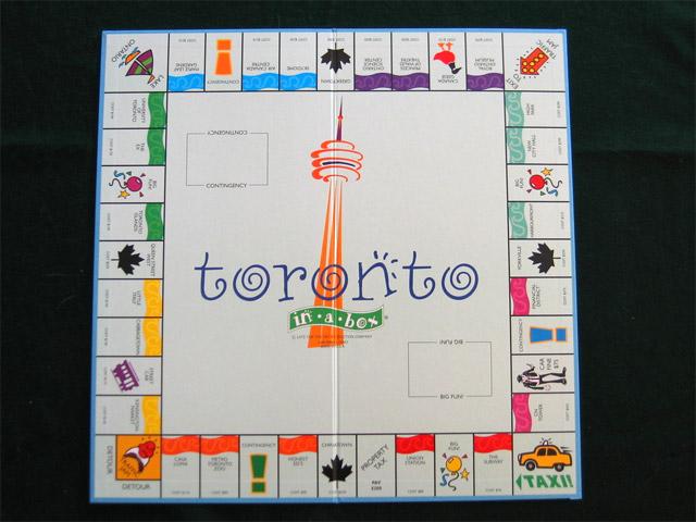 Toronto Toronto Monopoly