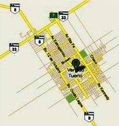 ¿cómo llegar desde TU CIUDAD a Venado Tuerto?