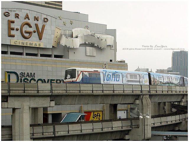 SkyTrain Camera Photo Bangkok Thailand