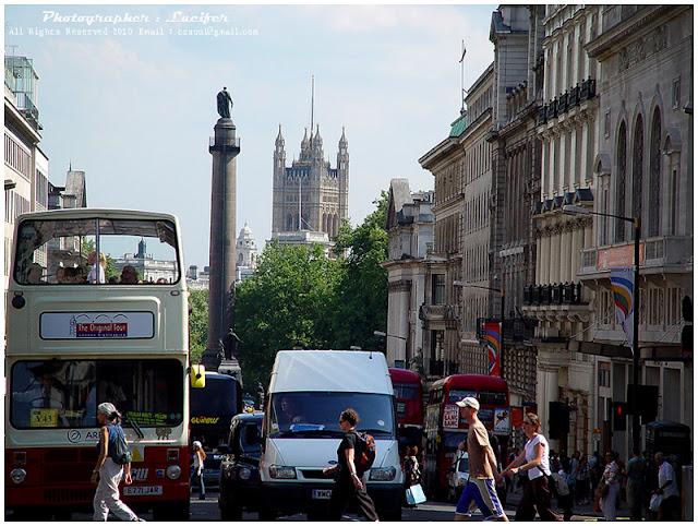 Camera Photo London England Crowded City
