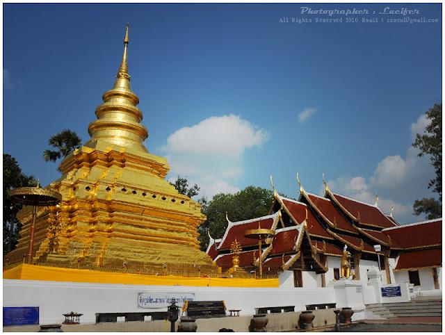 Photograph Temple Chiangmai Thailand