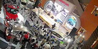 Aksi PT Honda Prospect Motor