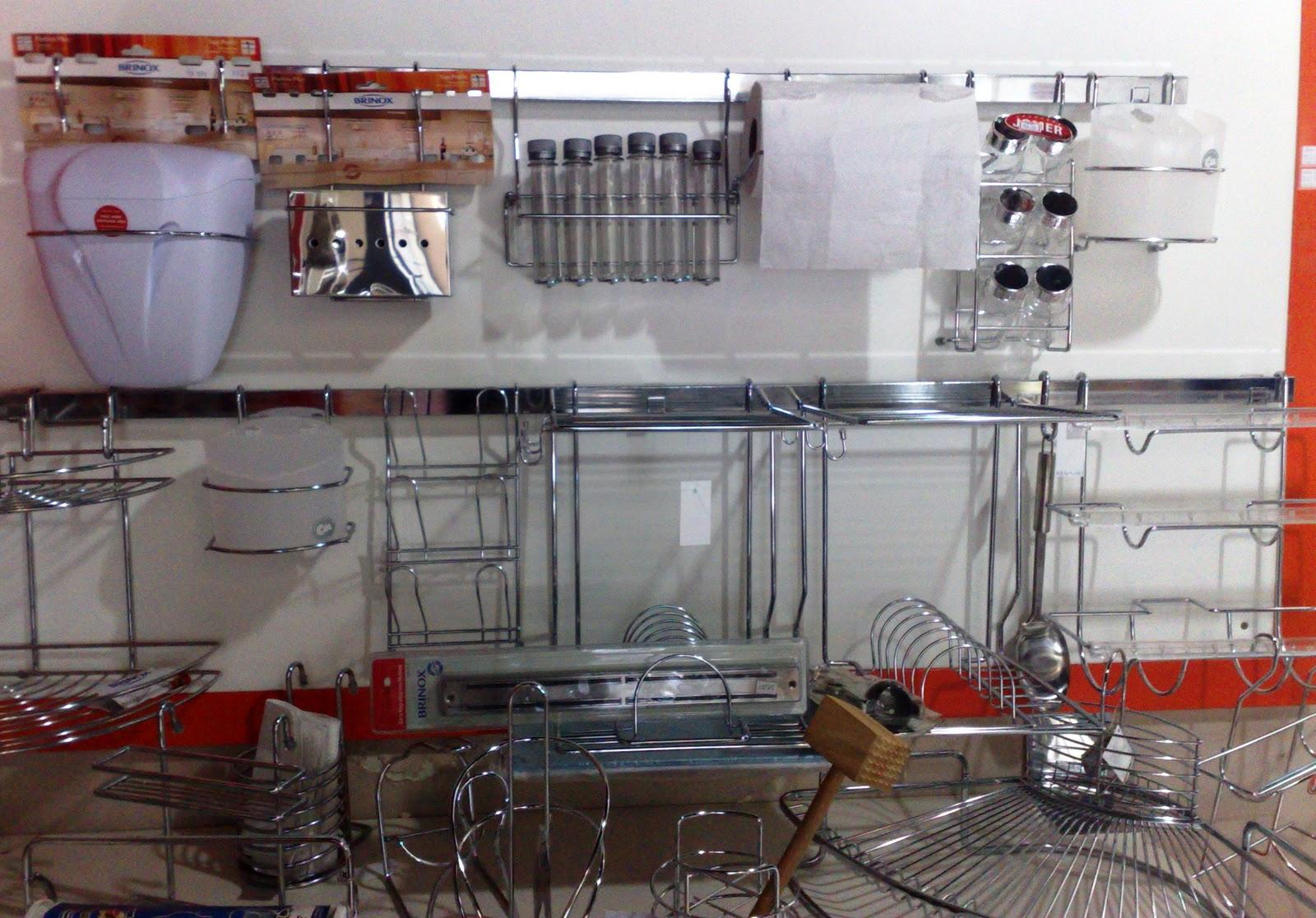 Casa Vera São Leopoldo: Acessórios para cozinha #AE351D 1600x1116 Acessorios Banheiro Reflexos
