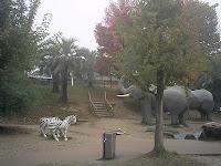 公園西駅から愛・地球博記念公園(モリコロパーク)へ