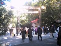熱田神宮・正門
