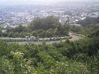 金生山へ登山