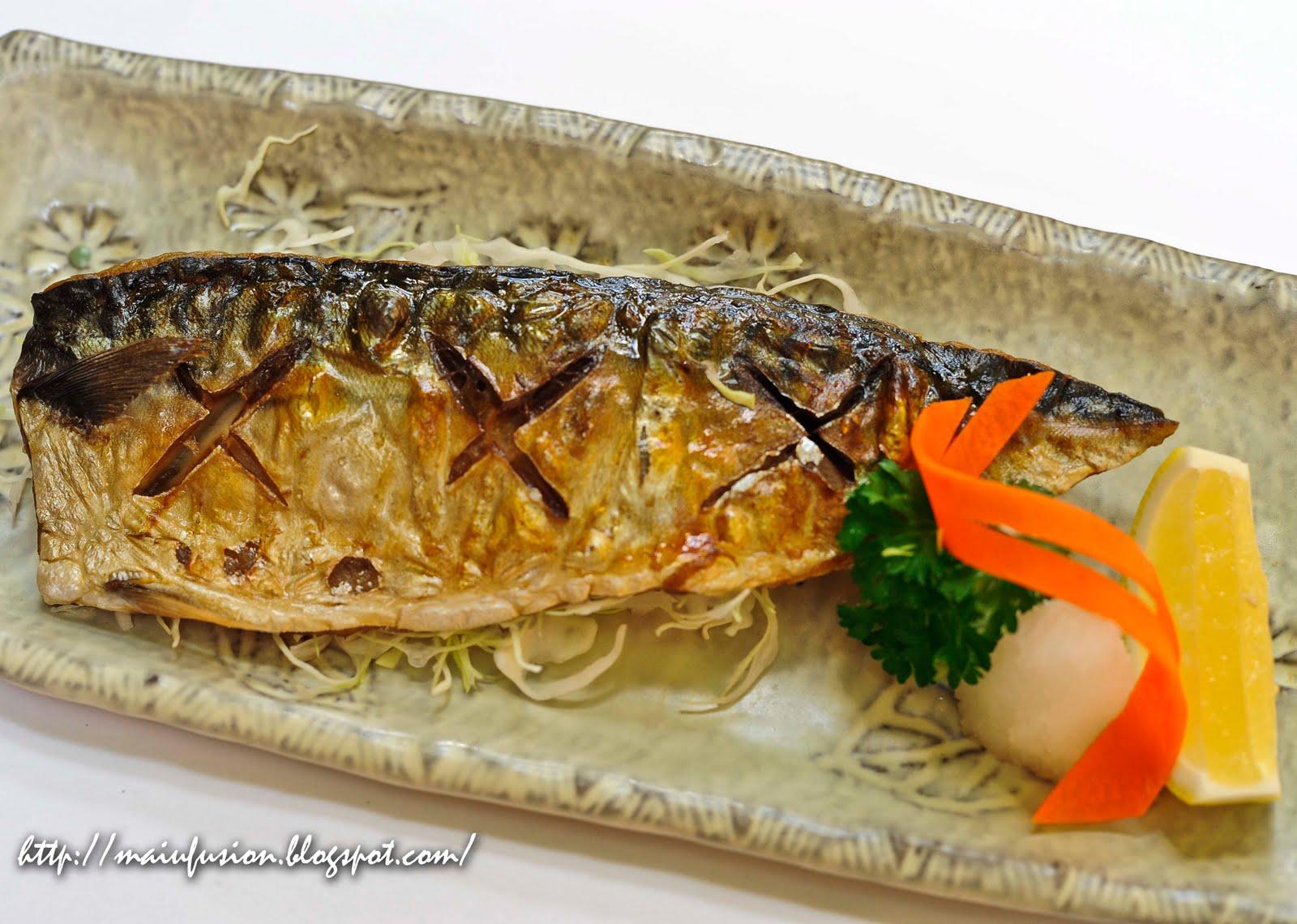Maiu Japanese Restaurant: Weekend Lunch Buffet