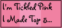Tickled Pink challenge#1