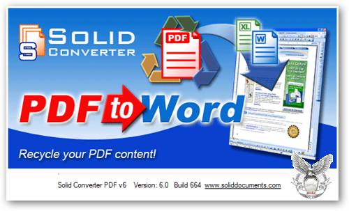 Combierte Archivos PDF A Otros Formatos - Solid Converter