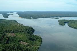 A Eletrobrás divulga um vídeo sobre as hidrelétricas no Tapajós.