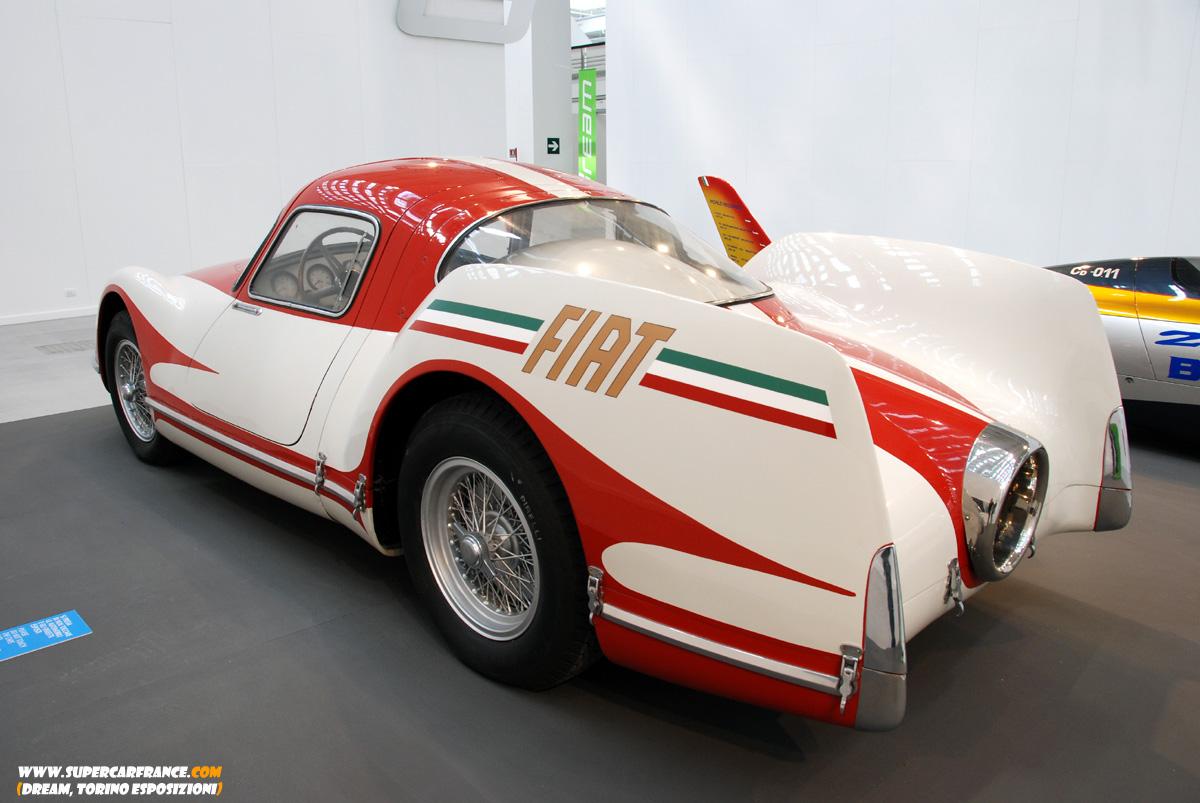 Fiat Turbina Was A 1954 Model Of Car Produced By Italian