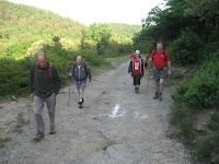 Caminada de les Guilleries 2009
