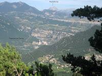Vista des de el Serrat de Picamill