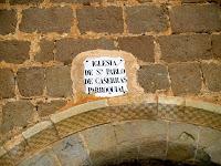 Guardapols de l'entrada a Sant Pau de Casserres